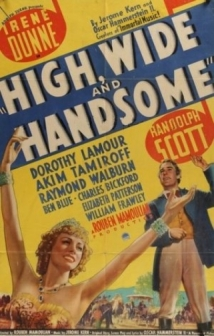 High, Wide, And Handsome film afişi