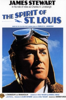 The Spirit Of St. Louis film afişi