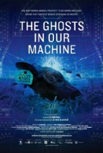 The Ghosts In Our Machine film afişi