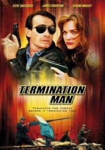 Termination Man film afişi