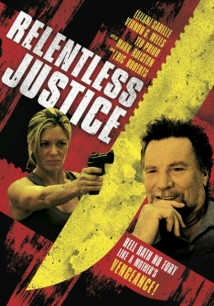 Relentless Justice film afişi