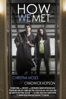 How We Met film afişi