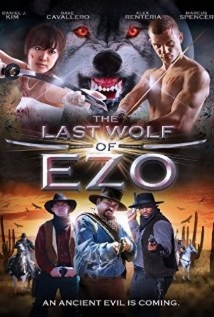 The Last Wolf Of Ezo film afişi