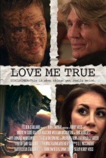 Love Me True film afişi