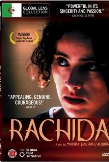 Rachida film afişi