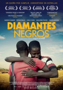 Diamantes Negros film afişi