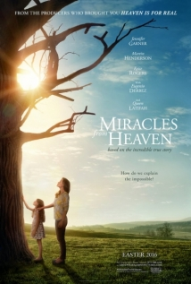Miracles From Heaven film afişi