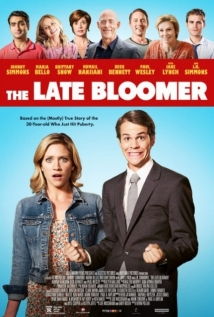 The Late Bloomer film afişi
