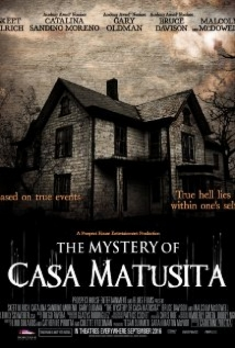 The Mystery Of Casa Matusita film afişi