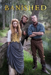 Banished film afişi