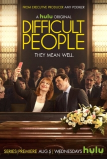 Difficult People film afişi