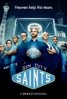 Sin City Saints film afişi
