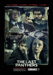 The Last Panthers film afişi