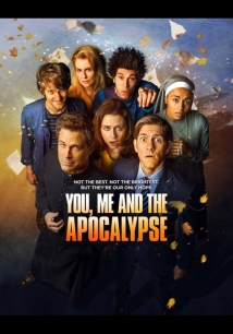 You, Me And The Apocalypse film afişi