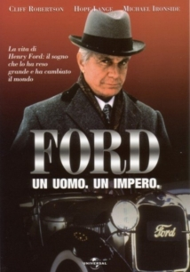 Ford: The Man And The Machine film afişi