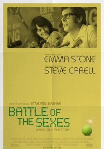 Battle Of The Sexes film afişi