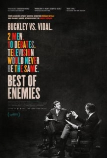 Best Of Enemies film afişi