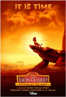 The Lion Guard: Return Of The Roar film afişi