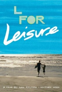 L For Leisure film afişi