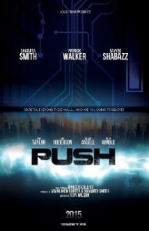Push film afişi