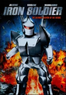 Iron Soldier film afişi