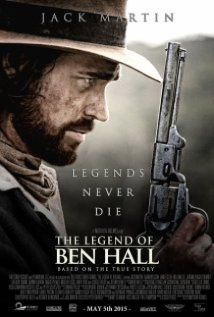 The Legend Of Ben Hall film afişi