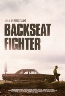 Backseat Fighter film afişi