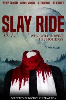 Slay Ride film afişi