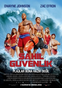 Baywatch film afişi