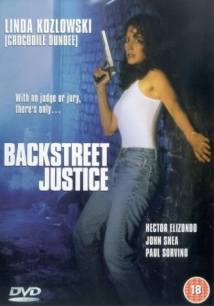 Backstreet Justice film afişi