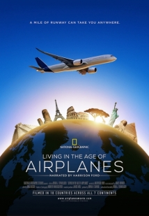 Living in the Age of Airplanes film afişi