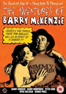 The Adventures Of Barry Mckenzie film afişi