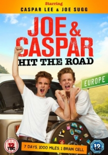 Joe And Caspar Hit The Road film afişi