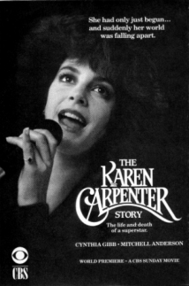 The Karen Carpenter Story film afişi