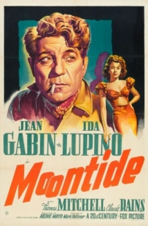 Moontide film afişi