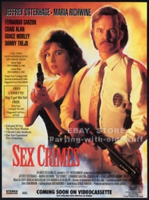 Sex Crimes film afişi