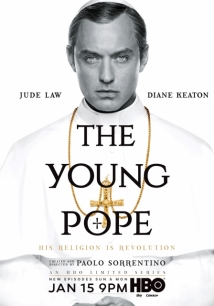 The Young Pope film afişi