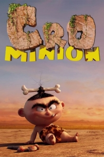 Cro Minion film afişi