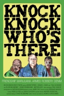 Knock Knock Who's There film afişi