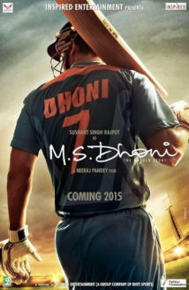 M.s. Dhoni: The Untold Story film afişi