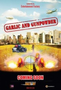 Garlic & Gunpowder film afişi