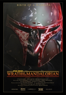 Star Wars: Wrath Of The Mandalorian film afişi