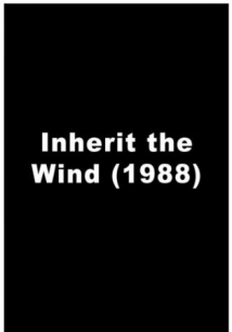 Inherit The Wind film afişi