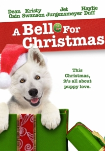 A Belle For Christmas film afişi