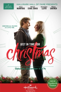 Just In Time For Christmas film afişi