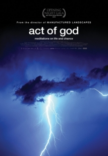 Act Of God film afişi