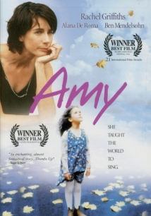 Amy film afişi