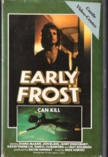 Early Frost film afişi