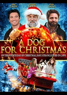 A Dog For Christmas film afişi