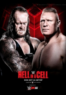 Wwe Hell In A Cell film afişi